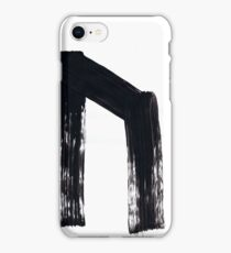 Runes - Elder Futhark - 0002 - Uruz iPhone Case/Skin