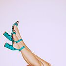 Snake Shoes by DivvyMag