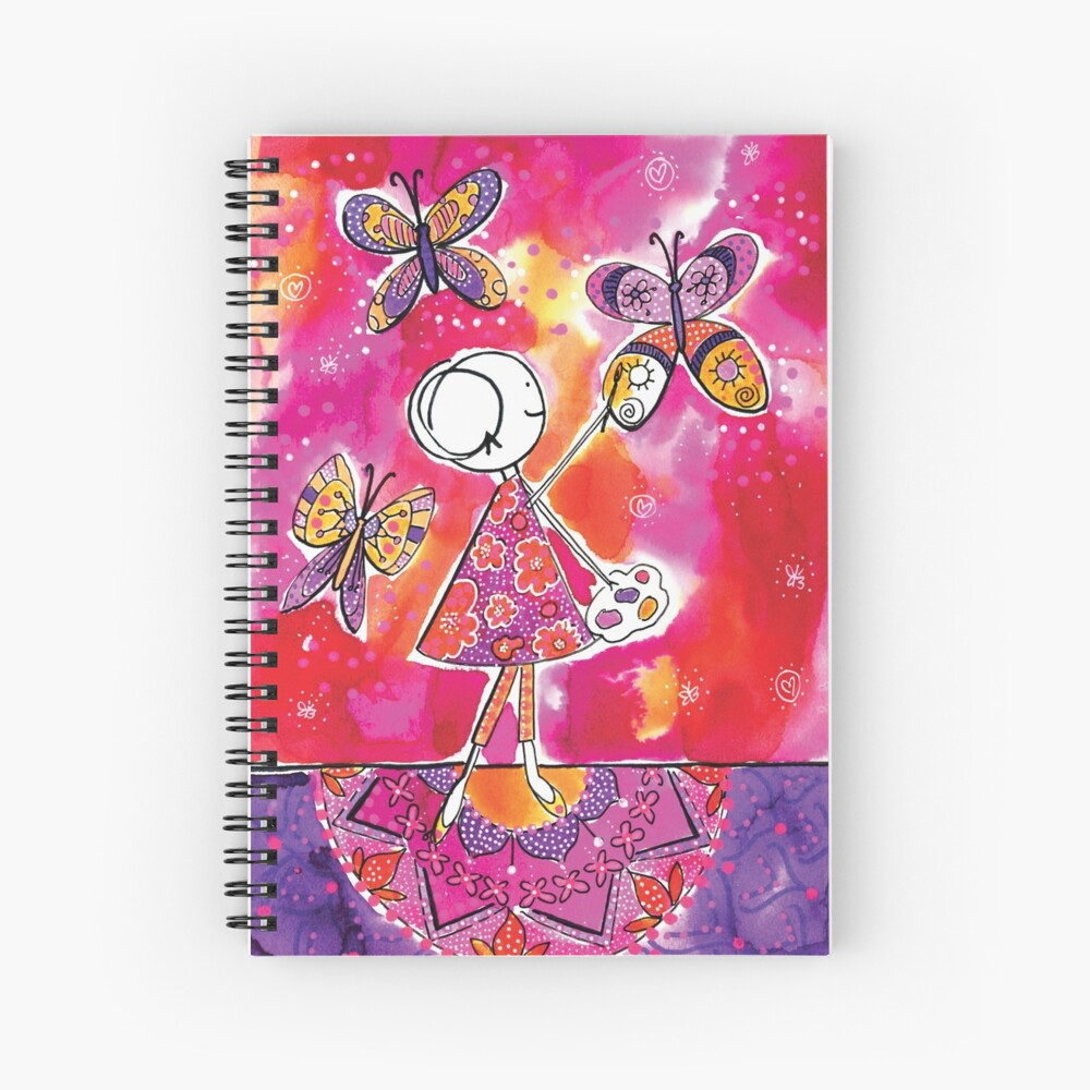 Dare to DO WHAT YOU LOVE Spiral Notebook