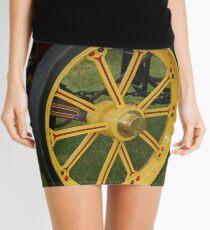 Traction Engine Front Wheel Mini Skirt