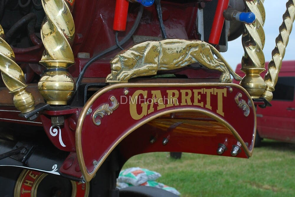 Garrett Steamer by DMHotchin