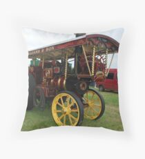 C.Williams and Sons Throw Pillow