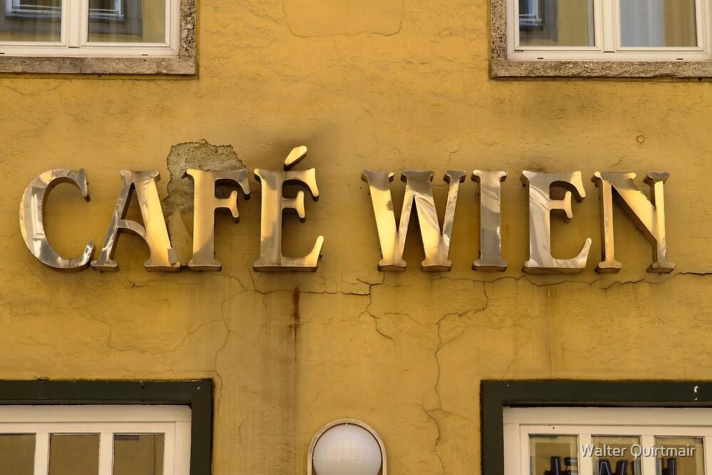 Café Wien by Walter Quirtmair