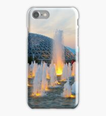 Queen Elizabeth Park iPhone Case/Skin