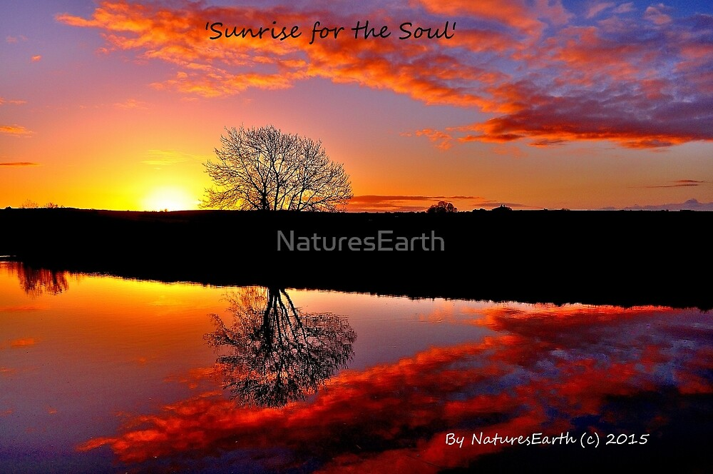 'Sunrise for the Soul' by NaturesEarth