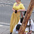 Bavarian Maid by Daidalos