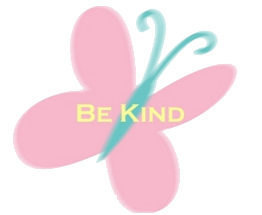 Be Kind - Fluttershy by April-May
