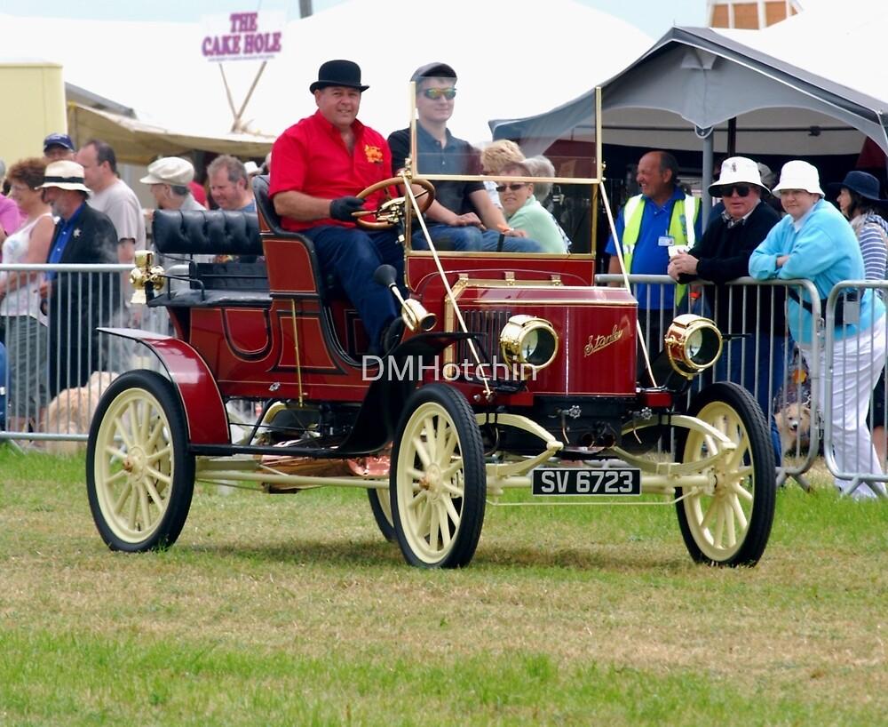 Petrol Fueled Steam Car by DMHotchin