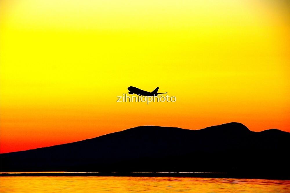 Take off by zihniophoto