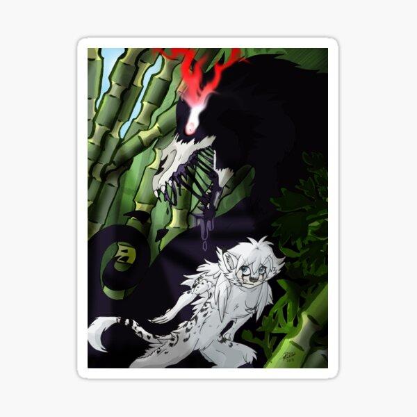 2019 Koru and Koura Poster Sticker