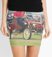 Steam Car Mini Skirt