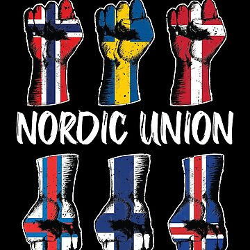Nordic Union Scandinavia Norway Sweden by yoddel
