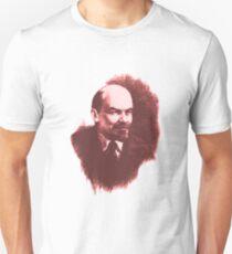LENIN RED PORTRET  Unisex T-Shirt