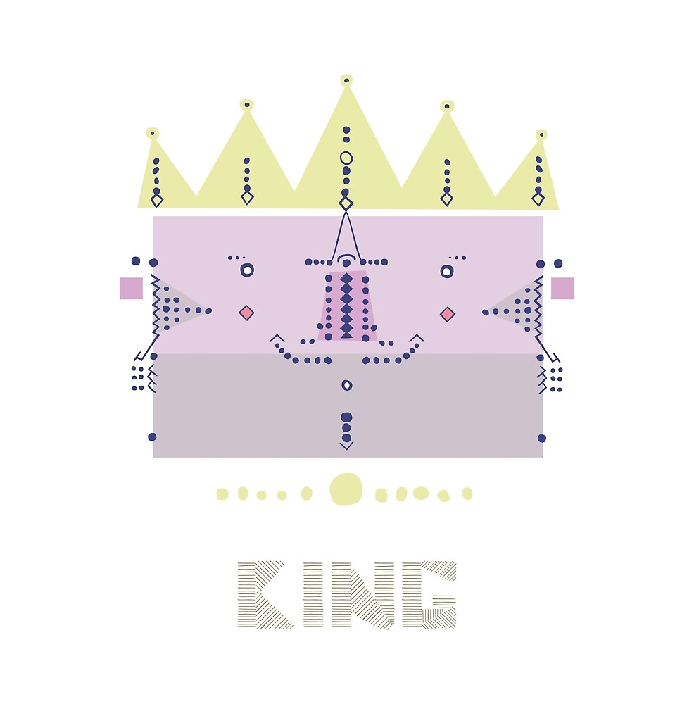 King by Jeemo