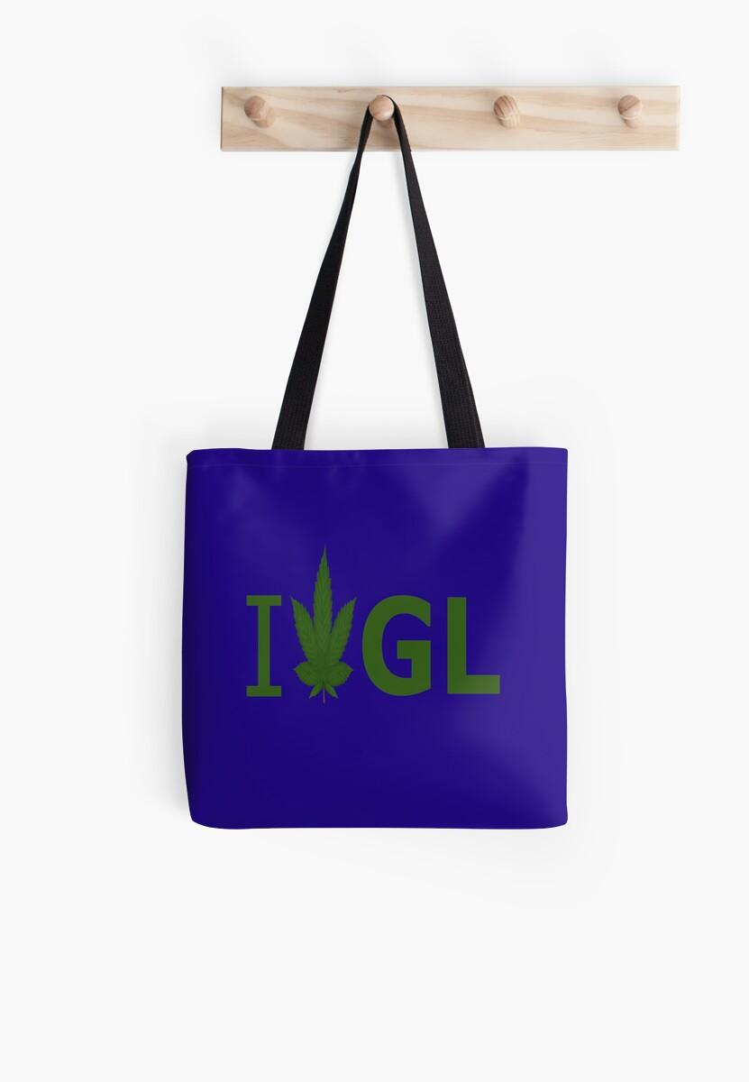 I Love GL by Ganjastan