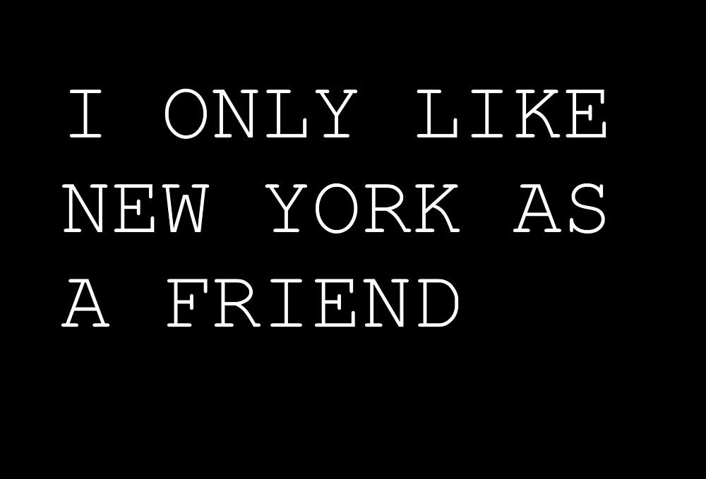New York by lilsebrady