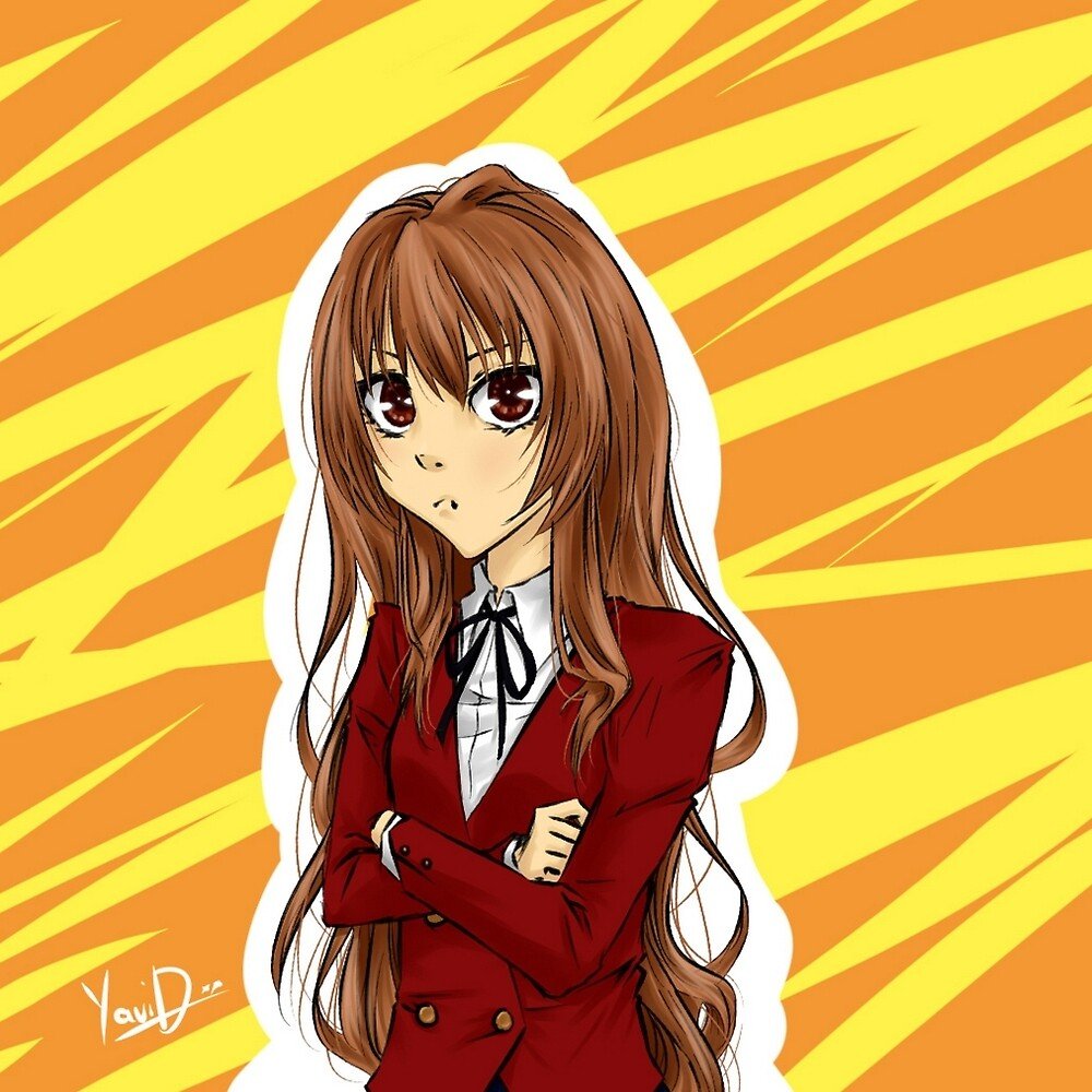 Taiga Aisaka - Toradora! by yavid