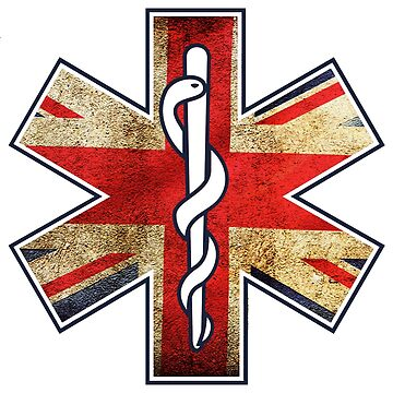 Star of Life England (EMS) by greaterthanme