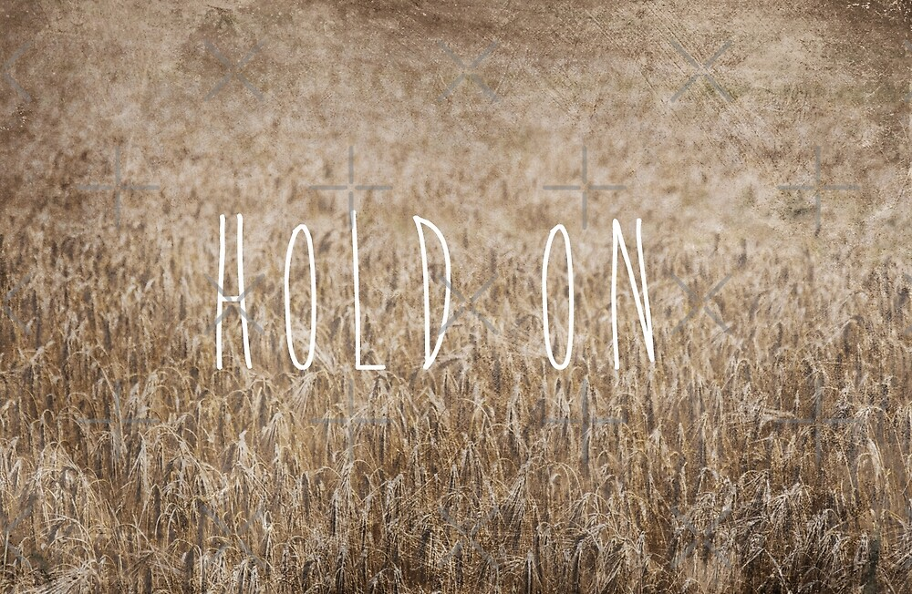 Hold On by Denise Abé