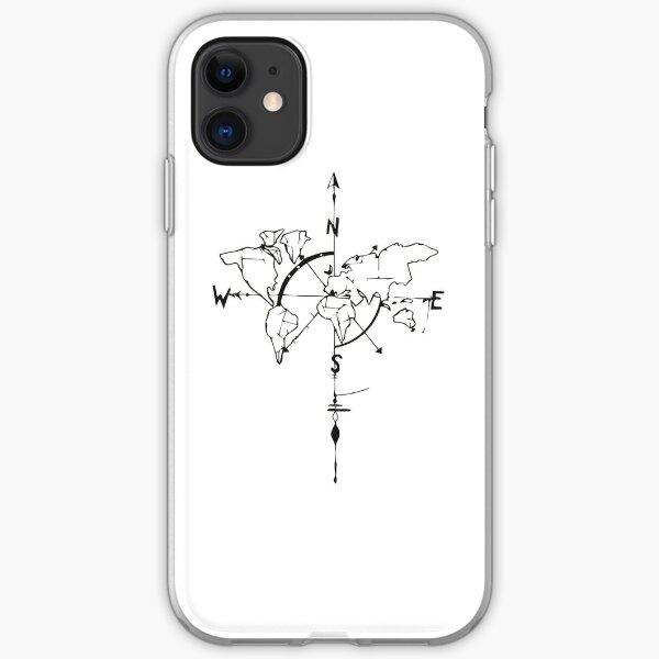 Compass iPhone Soft Case