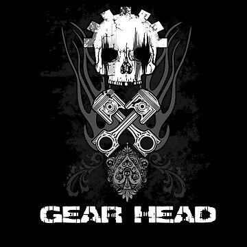 Gear Head by galacticrad