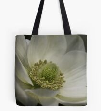 Pureness In White Tote Bag