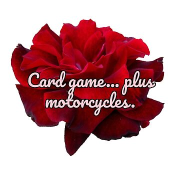 YGOAS Inspired: Card Game... with Motorcycles by FoxGroves