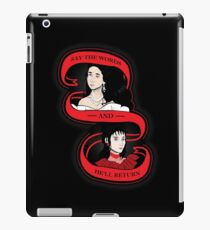 Say the Words iPad Case/Skin