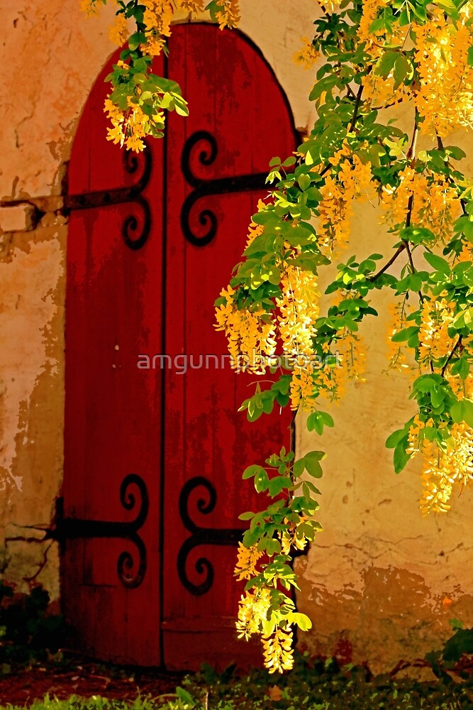 Doorway to Another World by amgunnphotoart