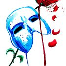 Phantom and Rose by Beau Singer