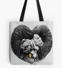 BeeBop the Alien- Dreaming of Earth Tote Bag