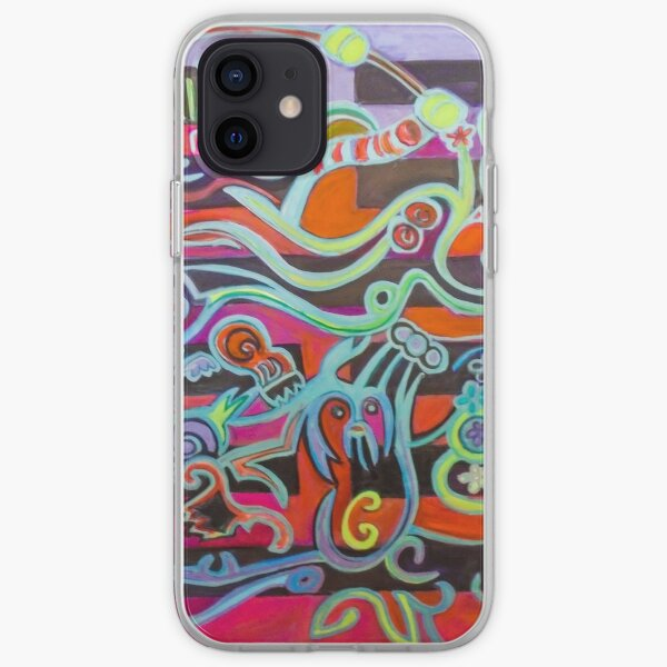 Hexagram 51: Zhen (Thunder) iPhone Soft Case