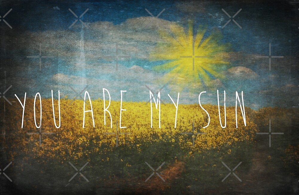 You Are My Sun by Denise Abé