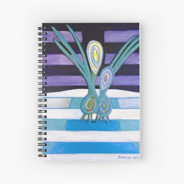 Hexagram 34: Ta Chuang (Vigor) Spiral Notebook