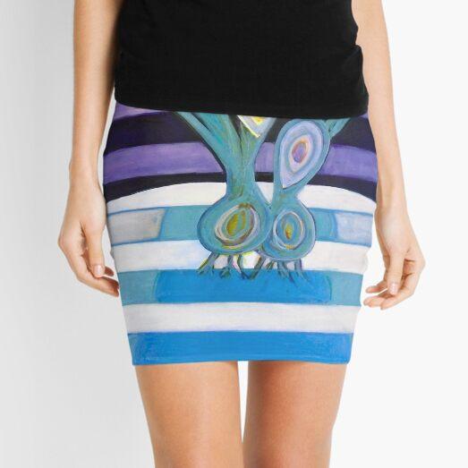 Hexagram 34: Ta Chuang (Vigor) Mini Skirt