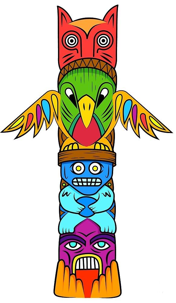 Totem by boranhor