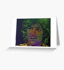 Syd Barrett - Interview Greeting Card