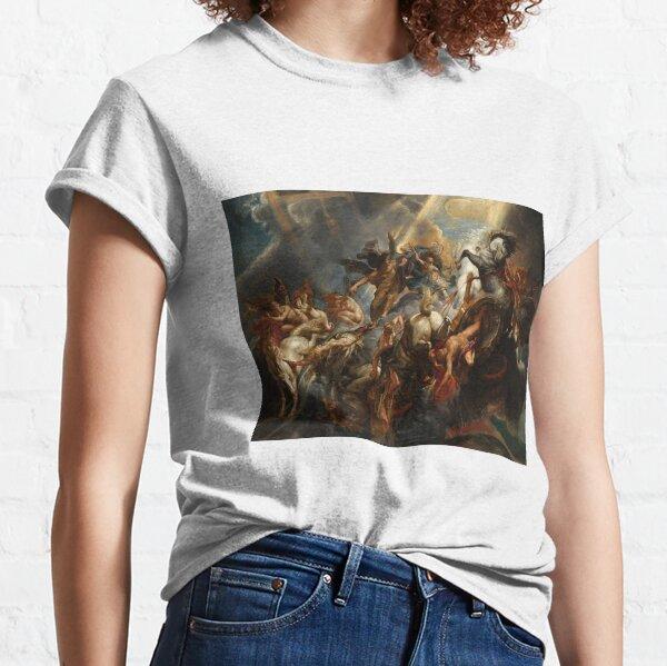 The Fall of Phaeton by Peter Paul Rubens (1605) Classic T-Shirt