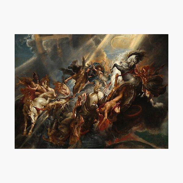 The Fall of Phaeton by Peter Paul Rubens (1605) Photographic Print