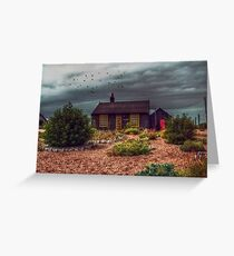Prospect Cottage Greeting Card
