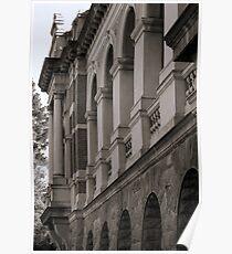 Supreme Court Architecture Poster