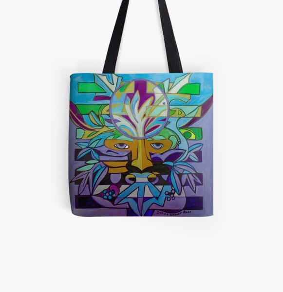 Hexagram 24: Fu (Turning Point) All Over Print Tote Bag