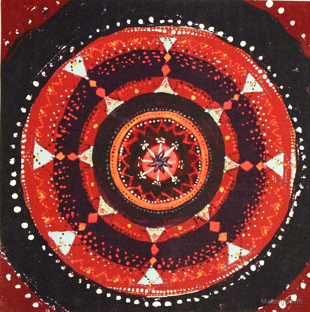 Mandala by Mallory Smith
