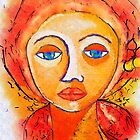 Saudades II by Madalena Lobao-Tello
