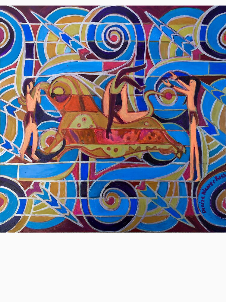 Hexagram 26: Ta Ch'u (Controlled Power) by DWeaverRoss