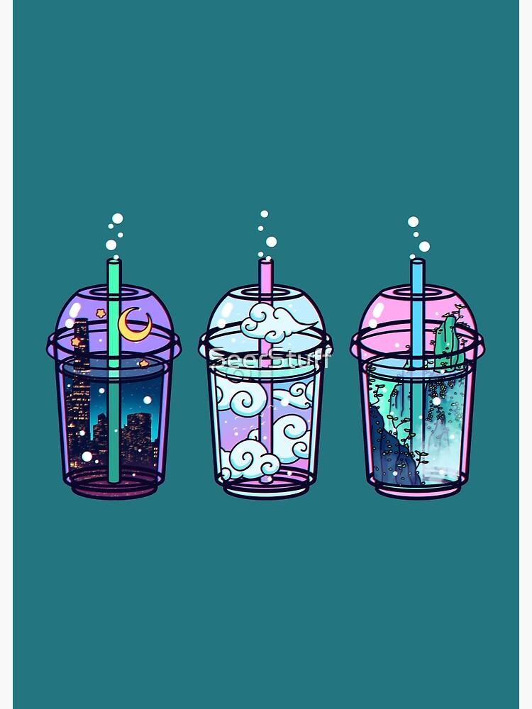 Magic Beverages by SeerStuff