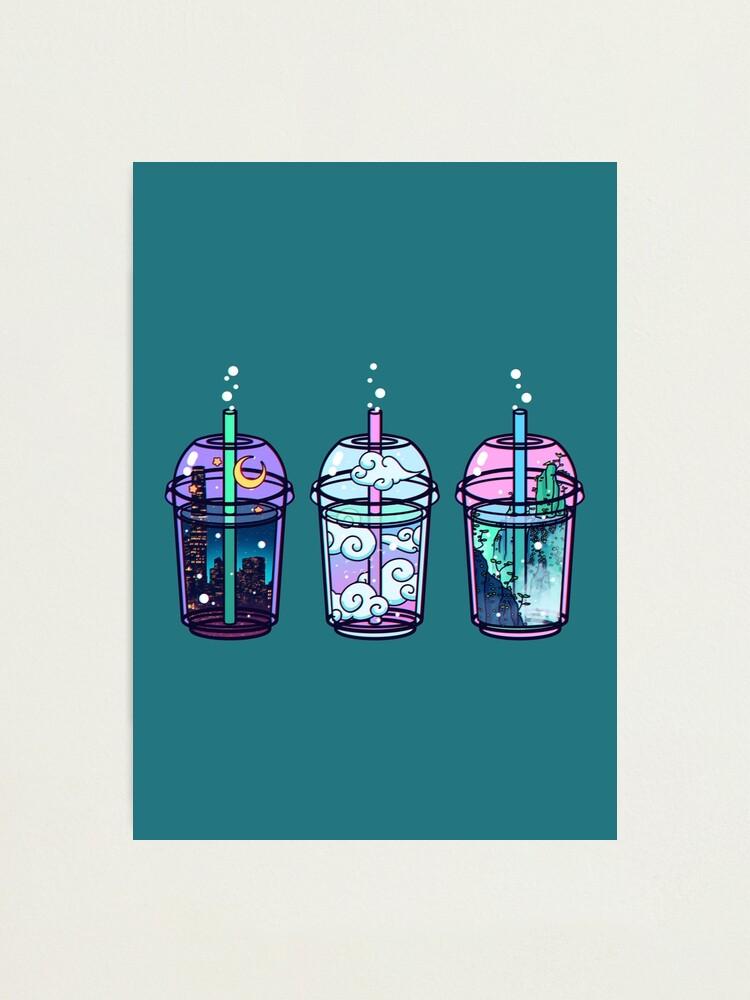Alternate view of Magic Beverages Photographic Print