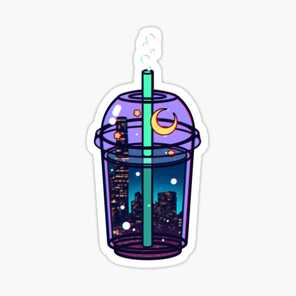 City Beverage Sticker