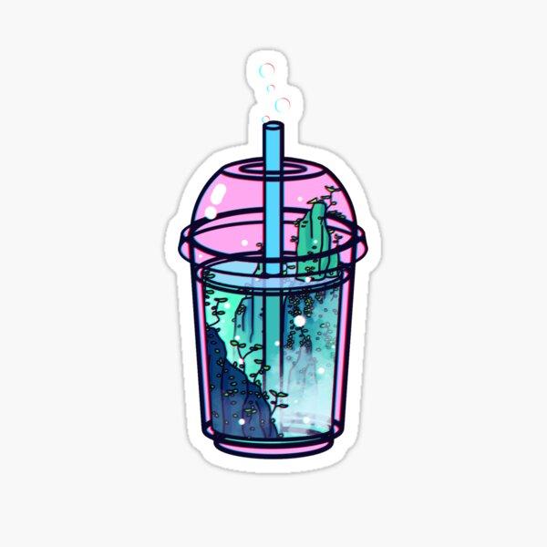 Mountain Beverage Sticker