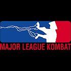 Major League Kombat: Lightning by D4N13L